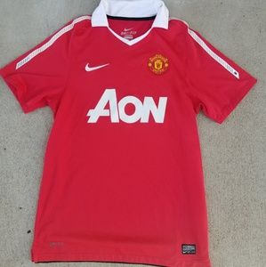 Manchester United Jersey sz Small